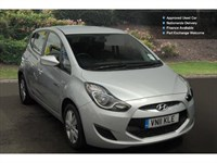 Used Hyundai ix20 Crdi Blue Drive Active 5Dr Hatchback