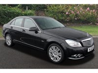 Used Mercedes C250 C CLASS Cdi Blueefficiency Elegance 4Dr Auto Saloon