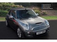 Used MINI Cooper Convertible Cooper S 2Dr