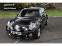 Used MINI Cooper Hatchback One D 3Dr