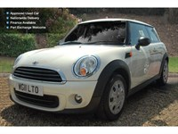 Used MINI Cooper Hatchback First 3Dr