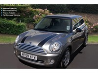 Used MINI Cooper HATCHBACK Graphite 3Dr