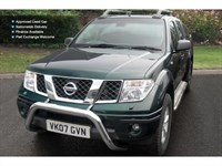 Used Nissan Navara Double Cab Pick Up Outlaw Dci 169 4Wd