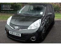Used Nissan Note [90] Dci N-Tec+ 5Dr Hatchback