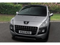 Used Peugeot 3008 Hdi Exclusive 5Dr Estate