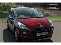 Used Peugeot 3008 Hdi Style 5Dr Estate