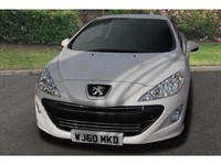Used Peugeot 308 Hdi Gt 2Dr Auto Cabriolet