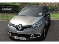Used Renault Captur Dci 90 Dynamique Medianav Energy 5Dr Hatchback