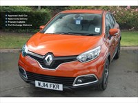 Used Renault Captur Dci 90 Dynamique Medianav Energy 5Dr Hatchback