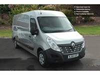 Used Renault Master Lm35 Energy Dci 135 Business+ Medium Roof Van