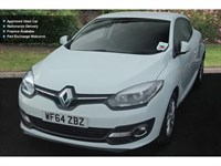 Used Renault Megane Dci Dynamique Tomtom Energy 3Dr Coupe