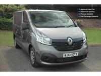 Used Renault Trafic Sl27 Energy Dci 120 Business+ Van