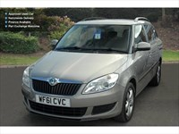 Used Skoda Fabia Tsi 105 Se Plus 5Dr Estate