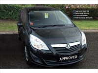 Used Vauxhall Meriva I 16V Exclusiv 5Dr Estate