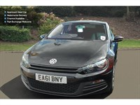 Used VW Scirocco Tdi Bluemotion Tech 3Dr Coupe