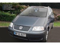 Used VW Sharan Tdi Se 115 5Dr Estate