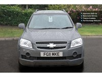 Used Chevrolet Captiva Vcdi Ls 5Dr Fwd Estate