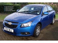 Used Chevrolet Cruze Vcdi Ls 4Dr Saloon