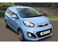 Used Kia Picanto 1 5Dr Hatchback
