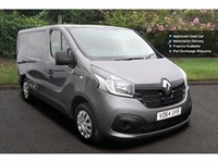 Used Renault Trafic Sl27 Energy Dci 120 Business+ Van