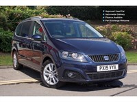 Used SEAT Alhambra Tdi Cr Se Lux [177] 5Dr Dsg Estate