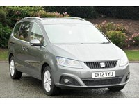 Used SEAT Alhambra Tdi Cr Se 5Dr Dsg Estate