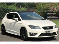 Used SEAT Leon Tdi 184 Fr 5Dr [technology Pack] Dsg Hatchback