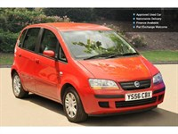Used Fiat Idea Eleganza 5Dr Hatchback