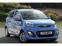 Used Kia Picanto 1.25 2 5Dr Auto Hatchback