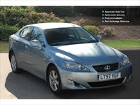 Used Lexus IS 220d 4Dr Saloon