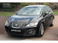Used SEAT Leon Tdi Cr Ecomotive S Copa 5Dr Hatchback