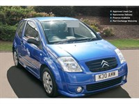 Used Citroen C2 I Furio 3Dr Hatchback