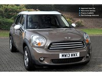 Used MINI Cooper Countryman Cooper 5Dr Auto Hatchback