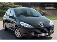 Used Peugeot 307 S 5Dr Hatchback