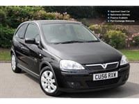 Used Vauxhall Corsa I 16V Sxi+ [80] 3Dr Hatchback