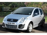 Used Citroen C2 I Vtr 3Dr Hatchback