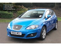 Used SEAT Leon Tdi Cr Ecomotive Se 5Dr Hatchback