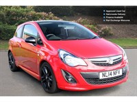Used Vauxhall Corsa 1.3 Cdti Ecoflex Limited Edition 3Dr Hatchback