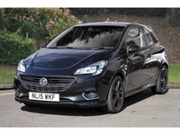Used Vauxhall Corsa Limited Edition 3Dr Hatchback