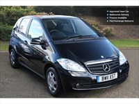 Used Mercedes A160 A-Class Blueefficiency Classic Se 5Dr Hatchback