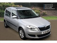 Used Skoda Roomster 12V Se 5Dr Estate