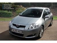 Used Toyota Auris 1.33 Dual Vvti Tr 3Dr Hatchback