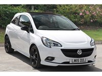 Used Vauxhall Corsa T Ecoflex Limited Edition 3Dr Hatchback