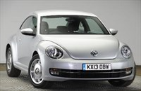 Used VW Beetle TDI (140 PS)