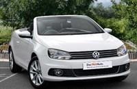 Used VW Eos TDi SE BlueMotion Cabriolet