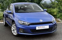 Used VW Scirocco TDI BLUEMOTION TECHNOLOGY