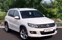 Used VW Tiguan R LINE TDI BLUEMOTION TECHNOLOGY 4MOTION