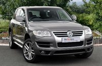 Used VW Touareg TDI Altitude