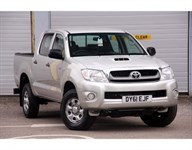 Used Toyota Hilux 2.5D-4D HL2 4WD Double Cab Pickup