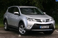 Used Toyota RAV4 D-4D BUSINESS EDITION